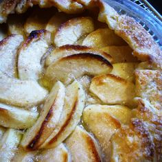 Saucy Apple Pie