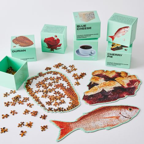 Little Food Puzzles