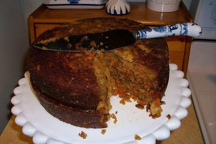 Grandma Alyce's Carrot Cake