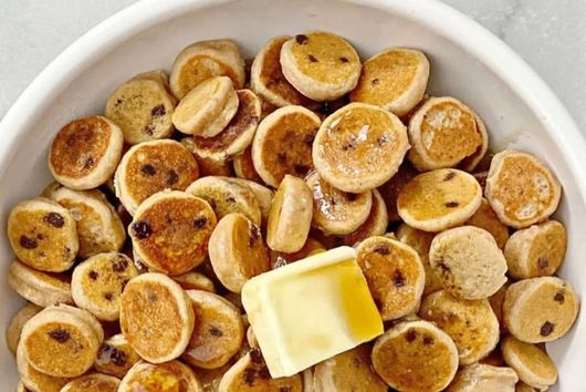 Pancake Cereal Is the Breakfast Trend We Didn't Know We Needed