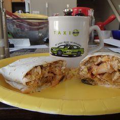The Echo Park at 4:00 a.m. Breakfast Burrito