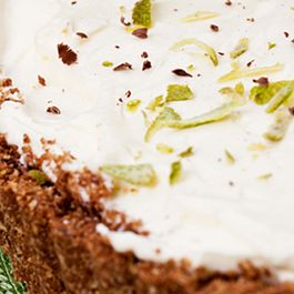 Lime Icebox Pie