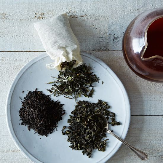 Black tea, your new best friend in colorfastness.