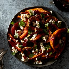 Ad88d295 2d3a 4e09 a371 8b754acc08d6  2016 1025 roasted squash with homemade cottage cheese mark weinberg 115