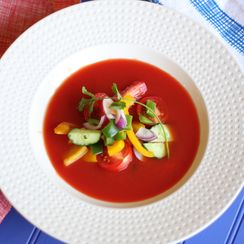 The Perfect Gazpacho