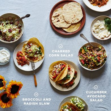 Upgrade Your Taco and Fajita Toppings With These 7 Slaws