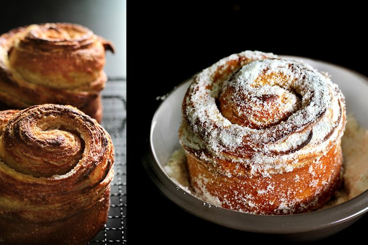 Smarter speed-folding, peanut sugar morning buns
