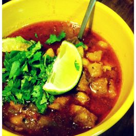 Pork Belly Pozole