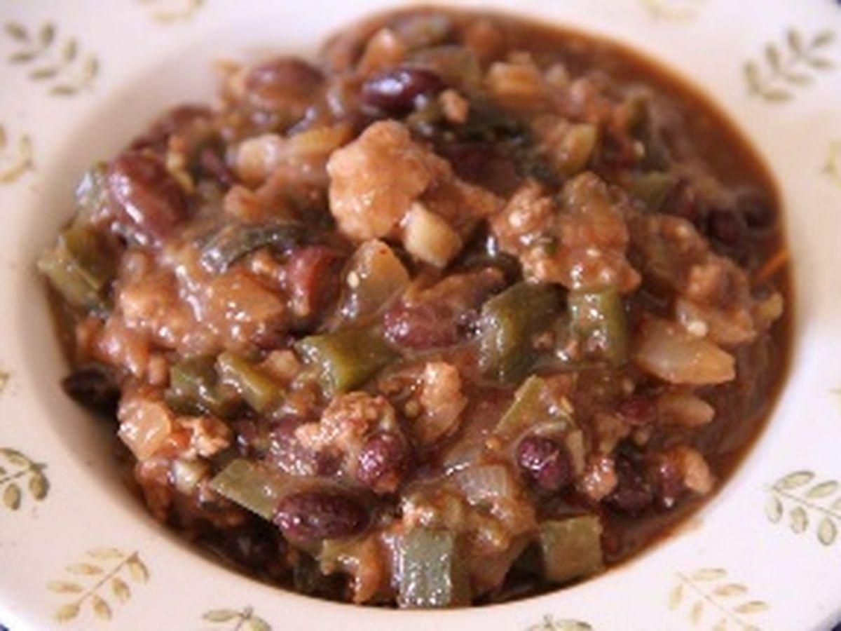 Black Bean Tomatillo Chili Recipe On Food52