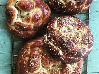 Tips for Making a Fancy Challah Worthy of a New Year Celebration