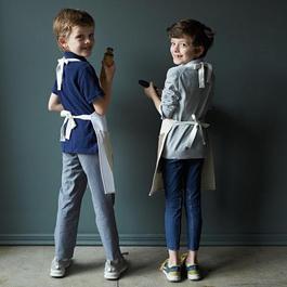 Heirloom Children & Adult Aprons
