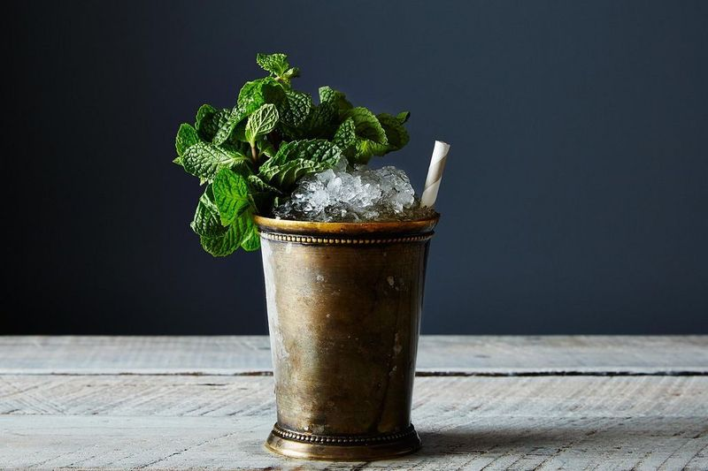 Can you even smell that mint right now?