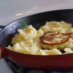 Sweet Cooked Latkes
