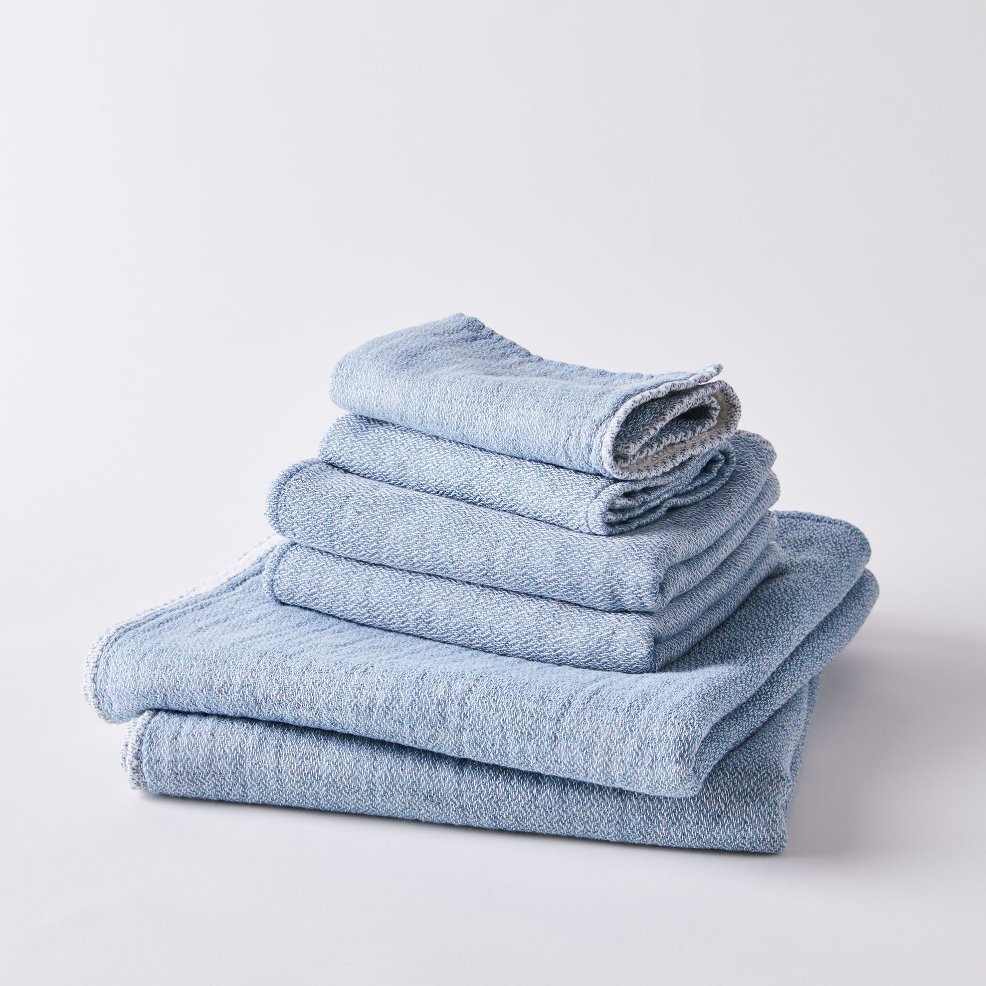 Towels by Fran Sharples