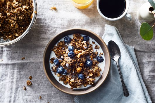 The One Ingredient to Up Your Granola Game