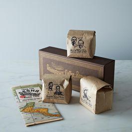 Gesha Road Trip, Rare Coffee Bean Collection Preorder