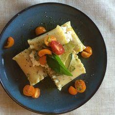 Summer Zucchini Lasagna