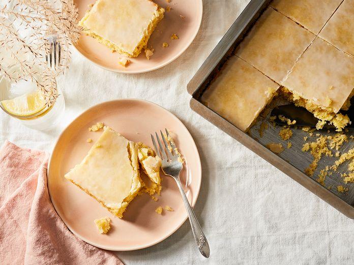 Unlocking the Secret to My Grandmother's Lemon Velvet Sheet Cake