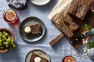 Buckwheat Persimmon Bread