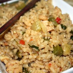 Seafood Stir Fried Rice