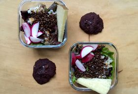 A (Small) Taste of Winter Food for Amanda's Kids' Lunch
