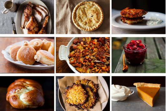 Your Ultimate Thanksgivukkah Recipe: A Face-Off with the Serious Eats Community