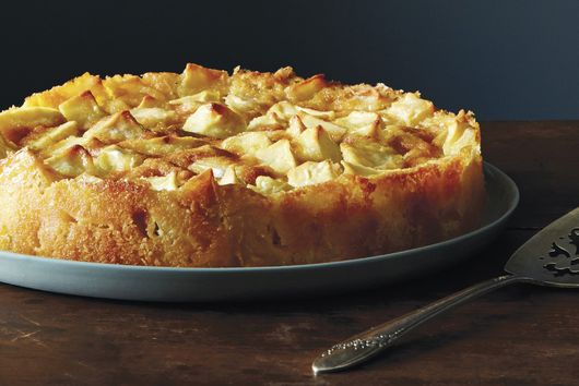 Marie-Hélène's Apple Cake From Dorie Greenspan