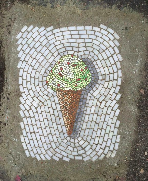 Ice cream Jim Bachor