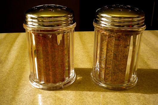 Two Seasoned Salt Blends