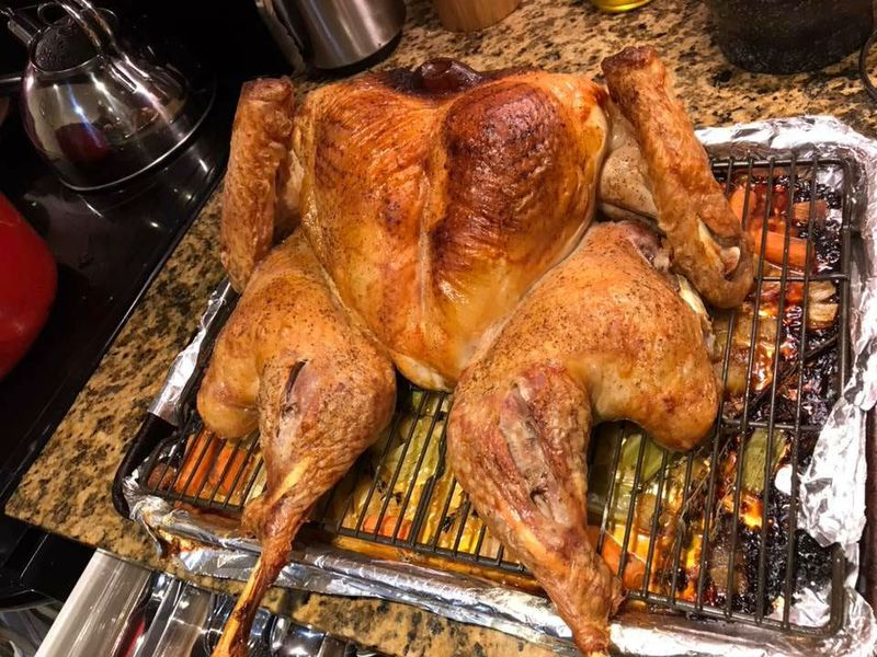 """""""I'll definitely be making my turkey like this from now on."""""""