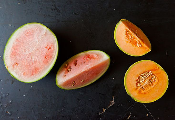 Food Poem Fridays: Melons, Short and Sweet