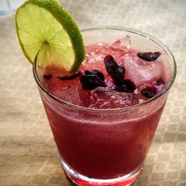 Cherry Jam Margarita