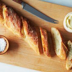 Dan Leader's 4-Hour Baguette