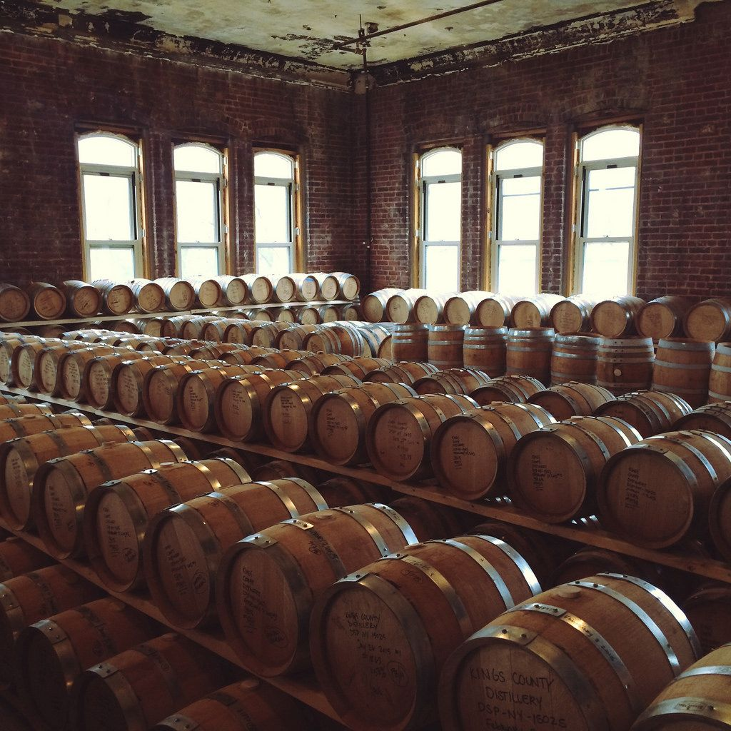 Kings County Barrel Room