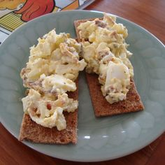 Bacon and Egg Salad