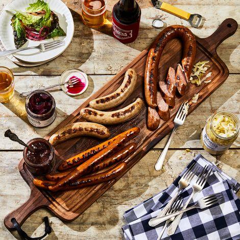 Dutch BBQ Boards