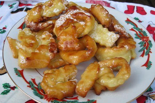 My Great Grandma's Holiday Honey Fritter Cookies