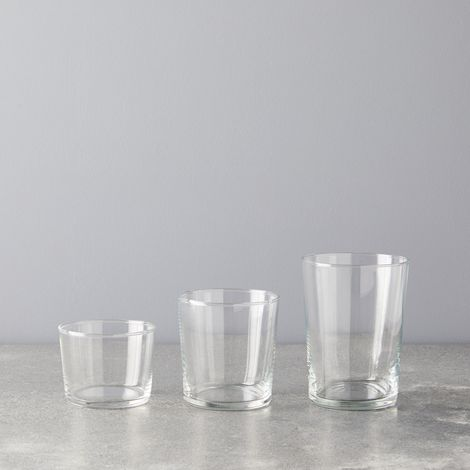Stackable Bodega Glasses