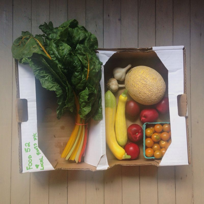 Help Us Decide What to Make with This Week's CSA Share!