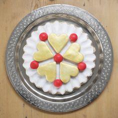 Tudor(ish) Marchpane Cake