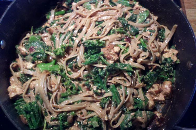Peanut Thai with Kale
