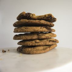 Aunt Linda's Secret Chocolate Chip Cookies