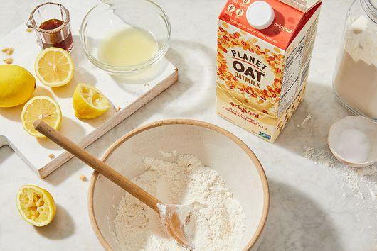 Seeking: Your Best Plant-Based Desserts Starring Oat Milk