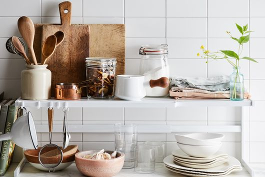 How to Decorate Your Kitchen Counter—Without Sacrificing Space