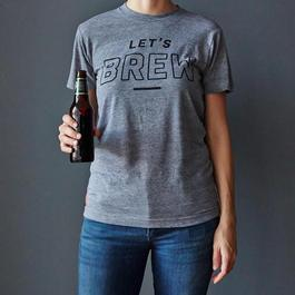 """Let's Brew"" T-Shirt"