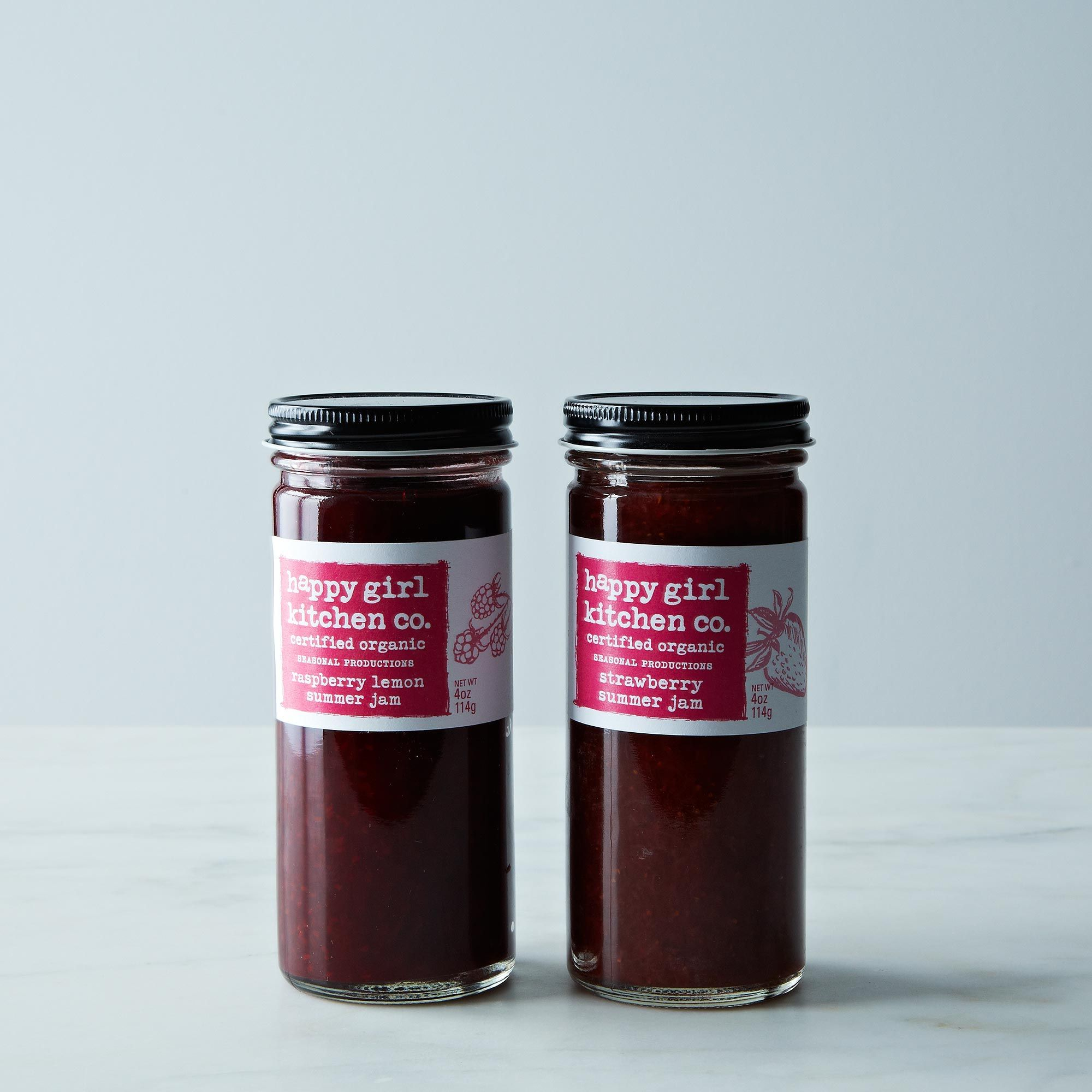 Raspberry Lemon & Strawberry Jam Duo on Food52