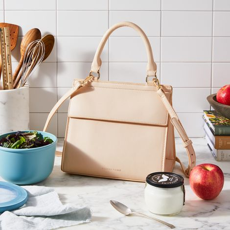 Modern Insulated Lunch Bag