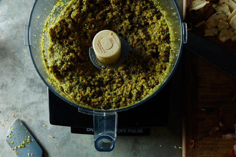 The River Cottage's Vegetable Bouillon (a.k.a. Souper Mix)