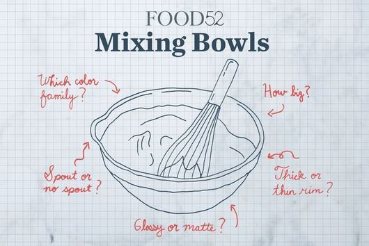 A Sneak Peek at Our New Five Two Mixing Bowls