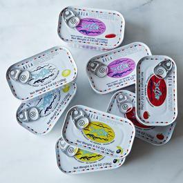 Portuguese Sardines, 12-Pack